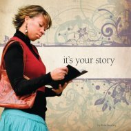 it's your story - Heartlink