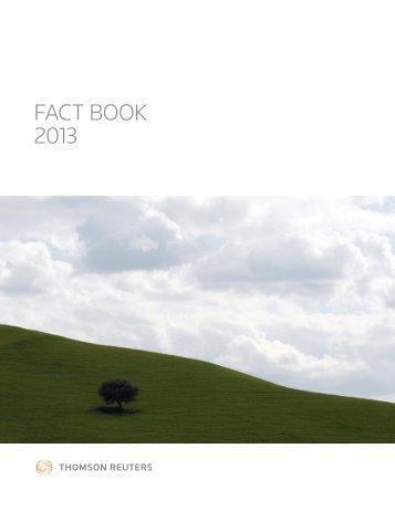 FACT BOOK 2013