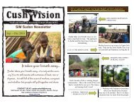 SIM Sudan Newsletter September-December 2010 - World ...