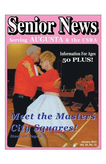Meet the Masters City Squares! - Senior News Georgia