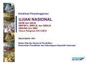 Presentasi-SosialiasiUN-Pleno 13 Des-2012 - Jurusan Matematika ...