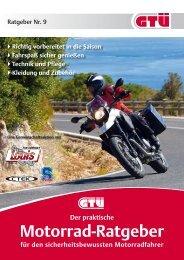 Motorrad-Ratgeber · Nr. 9 · 03/2012