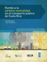 Rumbo a la carbono neutralidad en el transporte ... - El Financiero