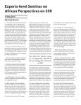 African Perspectives on SSR.pdf - UN Peacemaker - Page 7