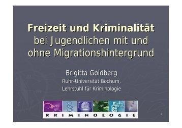 bei Jugendlichen mit und ohne Migrationshintergrund - brigitta ...