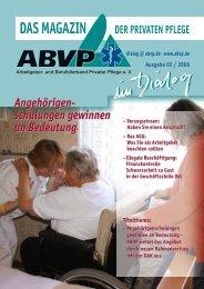 Ausgabe 05 2006 - ABVP