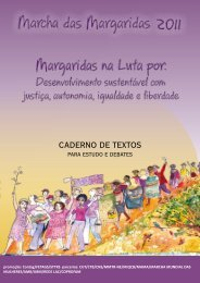Marcha das Margaridas 2011 - Ministério da Saúde