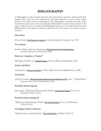 bibliography in chicago style Chicago style is one of the most common formats that is used and will tell you just how your citations and references should be laid out and the information that they should contain the annotated bibliography example chicago is a list of those citations followed by the annotation.