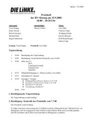 Protokoll der BV-Sitzung vom 15.9.2008 (pdf) - Reinickendorf