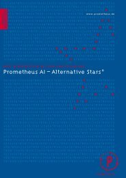 Die Fondsbroschüre: Prometheus AI-Alternative Stars