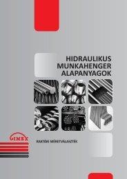 Cső-rúd raktárlista - GIMEX-Hidraulika Kft.