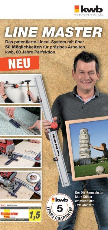 LINE MASTER - Marks Heimwerkerwelt