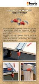 LINE MASTER - Marks Heimwerkerwelt - Seite 4