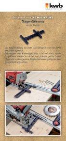 LINE MASTER - Marks Heimwerkerwelt - Seite 5