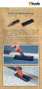 LINE MASTER - Marks Heimwerkerwelt - Seite 6