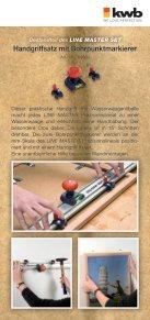 LINE MASTER - Marks Heimwerkerwelt - Seite 7