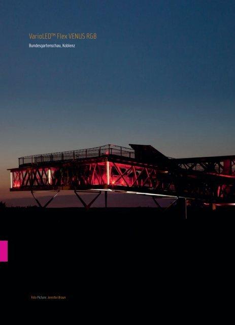 Heat management - LED Linear
