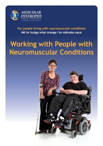 Working with People with Neuromuscular Conditions