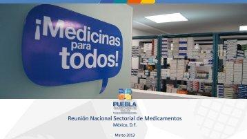Vales de medicinas