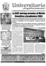 No. 33 · Lunes 19 de mayo 2003 - Publicaciones - Universidad ...