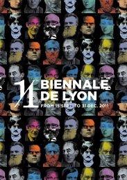 A few figures - Biennale de Lyon