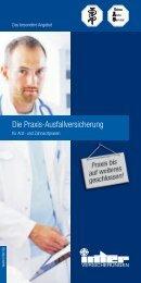Die Praxis-Ausfallversicherung - bei Werthan & Kollegen