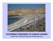 california's response to climate change - Western Governors ...
