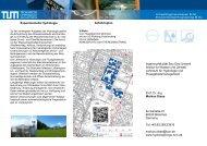 Ingenieurfakultät Bau Geo Umwelt Institut für Wasser und Umwelt ...