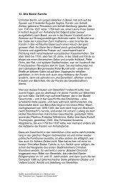 12. Alte Basler Familie - Markus Kutter / Wortlager