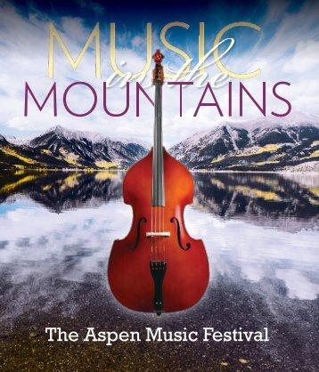The Aspen Music Festival - Johns Hopkins Center for Talented Youth
