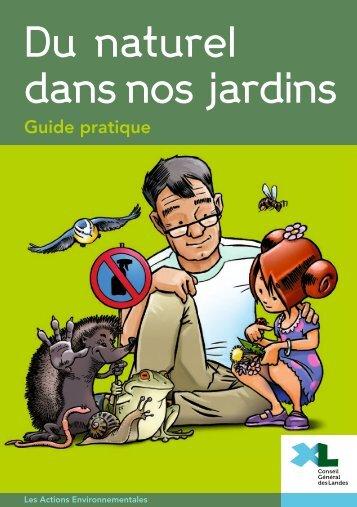 Du naturel dans nos jardins - Agence de l'eau Adour-Garonne
