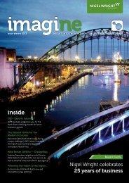 Imagine Magazine – Issue 11 - Nigel Wright