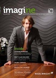 Imagine Magazine – Issue 10 - Nigel Wright