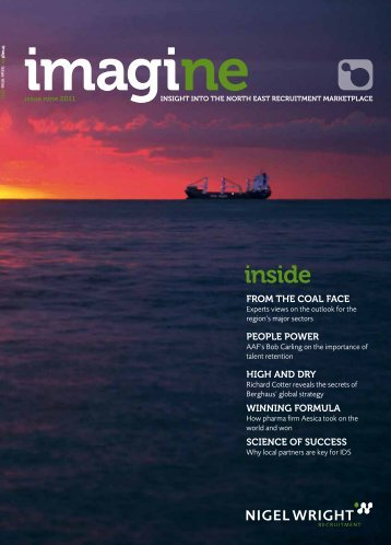 Imagine Magazine – Issue 9 - Nigel Wright