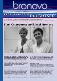 nr. 2 - september 2006 - Bronovo Ziekenhuis
