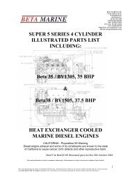 SUPER 5 SERIES 4 CYLINDER ILLUSTRATED PARTS LIST ...