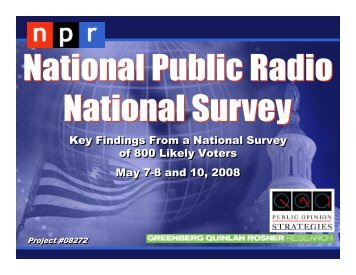 4291_NPR National May 08.pdf - Greenberg Quinlan Rosner