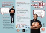HIV isiXhosa - Community Media Trust