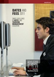 DATES AND FEES 2011