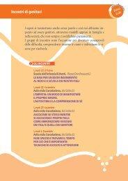 Crescere Insieme 2010/2011 _Schede - Comune di Siena