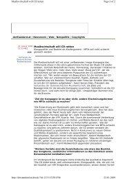 Der Standard.at, 22.01.2009 - IFPI Austria