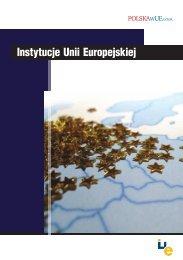 Instytucje Unii Europejskiej - Centrum Informacji Europejskiej