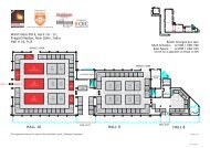 Weld India 2014 Booth Layout