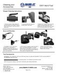 C001 Hand Tool Operating Instructions - topvs1 - Page 2
