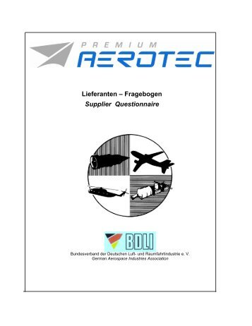 AOA QS-Fragebogen (PDF) - AOA Apparatebau Gauting GmbH