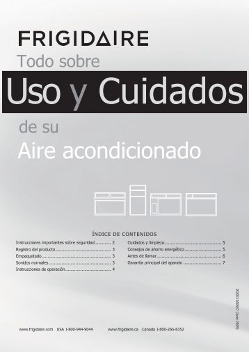 Aire acondicionado - AppliancesConnection.com