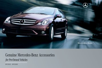 yours - Mercedes-Benz USA