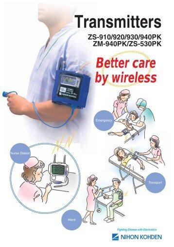 Transmitters - Fenno Medical Oy