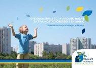 evidenca emisij cO in akcijski načrt za trajnostno oskrbo z energijo