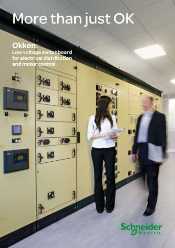 More than just OK - Schneider Electric
